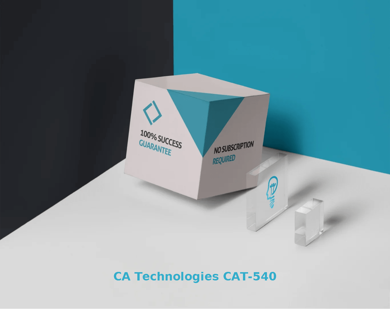 CA Technologies CAT-540 Exams
